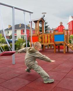 Children's playgrounds