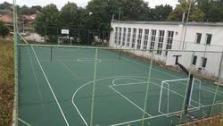 Рулонна настилка - спортно игрище с. Венец